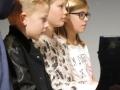 4. Jökull Eyfjörð Ingvarsson, Isobell Silja Ingólfsdóttir og Thea Magdalena Guðjónsdóttir